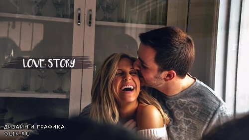 Romantic Slideshow 107266 - AFEFS Templates