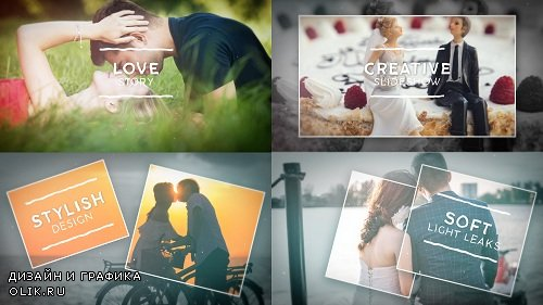 Love Story 117483 - After Effects Templates