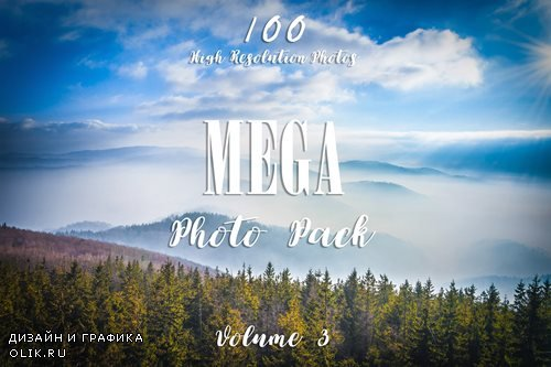 CreativeMarket 100 MEGA PHOTO PACK VOL.3 498466