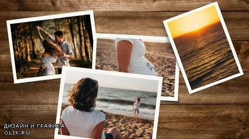 Animated Photo Album 10v - After Effects Templates