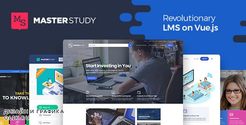 - Masterstudy Education v2.4 - LMS WordPress Theme for Education, eLearning and Online Courses - 12170274 -