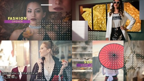 Fashion Opener 132716 - After Effects Templates