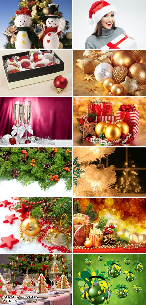 Christmas - New Year Wallpapers 4