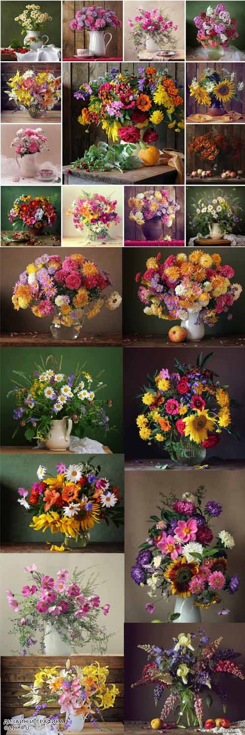 Bouquet of Flowers - 13 UHQ JPEG