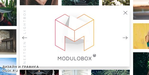 CodeCanyon - ModuloBox v1.5.0 - NextGen Lightbox Plugin for WordPress - 20014614