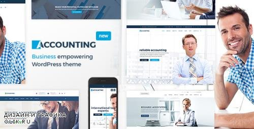 - Accounting v3.6.1 - Business, Consulting and Finance WordPress theme - 11444926