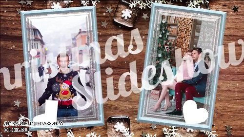 Christmas Portrait 156285 - After Effects Templates