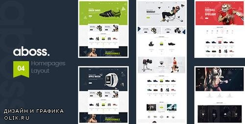 ThemeForest - Aboss v1.1.2 - Responsive Theme for WooCommerce WordPress - 21937244