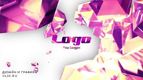 Diamonds Logo Reveal 160066 - After Effects Templates