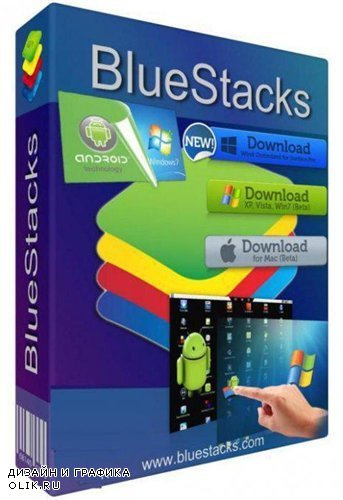 BlueStacks App Player 4.32.90.1001
