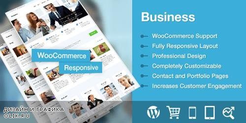 MyThemeShop - Business v1.1.1 - Best Premium WordPress Business Theme