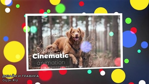 Cinematic Photo Intro 164072 - AFEFS Templates