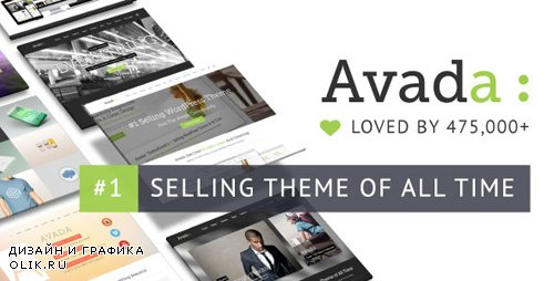 ThemeForest - Avada v5.8 - Responsive Multi-Purpose Theme - 2833226 -