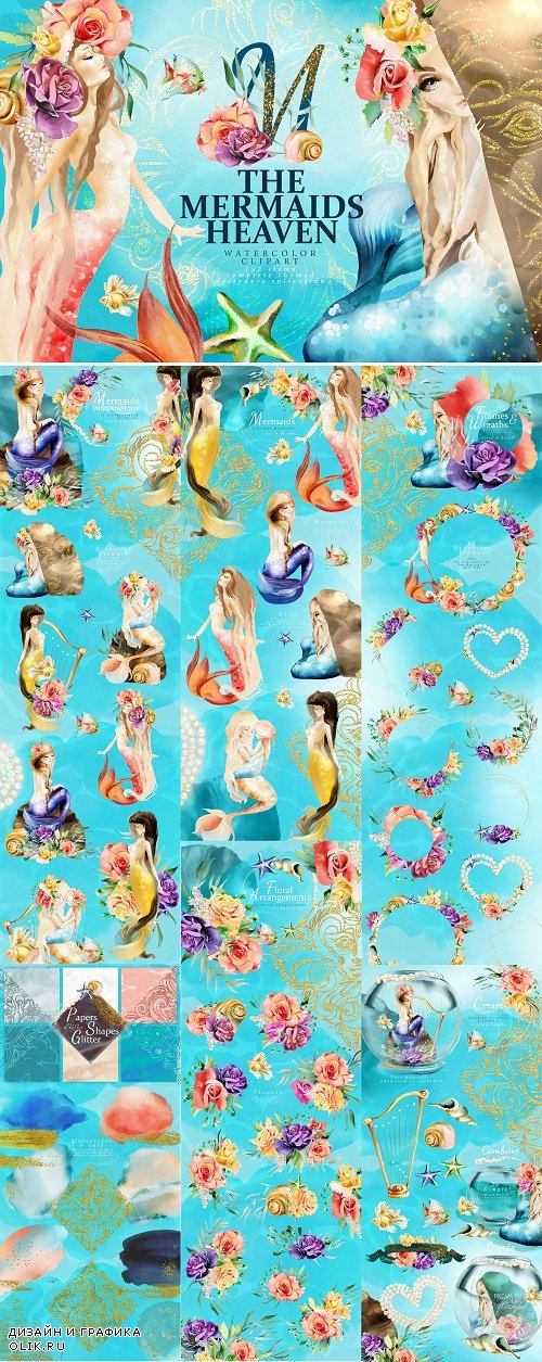 The Mermaids Heaven - 2676788