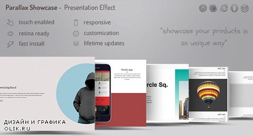 CodeCanyon - Parallax Showcase Effects v1.10 - Present your products /w WooCommerce - 20657505