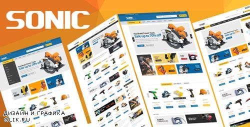 ThemeForest - Sonic v1.0 - Responsive Opencart Theme (Update: 20 April 17) - 18277691