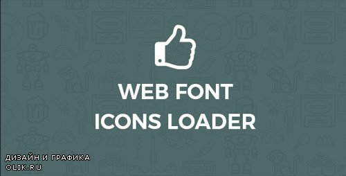 CodeCanyon - Font icons loader for wordpress v0.1 - 19048395