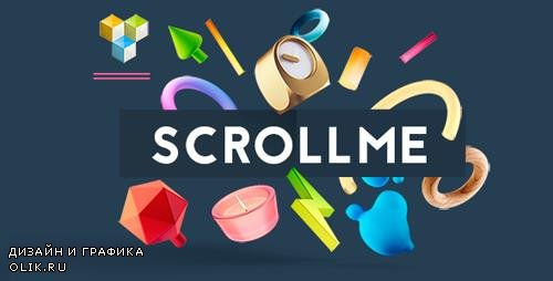 CodeCanyon - ScrollMe v1.0 - scroll of elements - 19048342