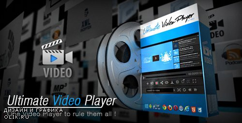 CodeCanyon - Ultimate Video Player v6.0 - 7694071