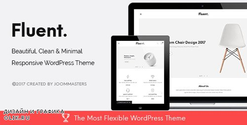 ThemeForest - JMS Fluent v2.3 - Creative Multi-Purpose WooCommerce Theme - 20647615