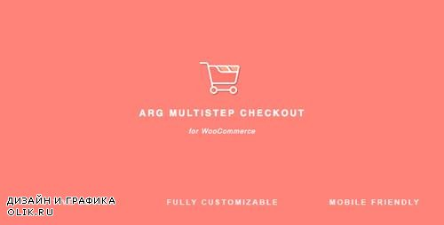 CodeCanyon - ARG Multistep Checkout for WooCommerce v3.8 - 18036216