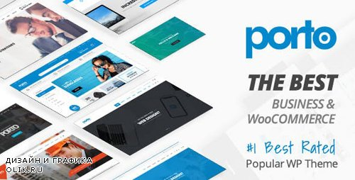 ThemeForest - Porto v2.9.5 - Multipurpose & WooCommerce Theme - 9207399 -