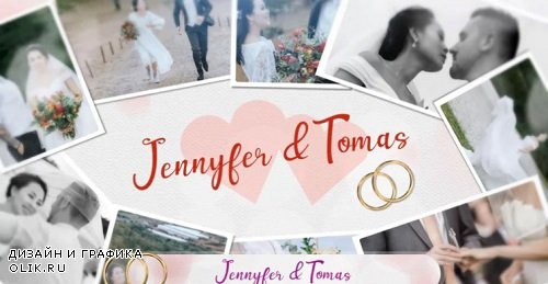 Wedding Intro 190310 - After Effects Templates