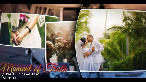 Elegant Wedding Memory 188319 - After Effects Templates