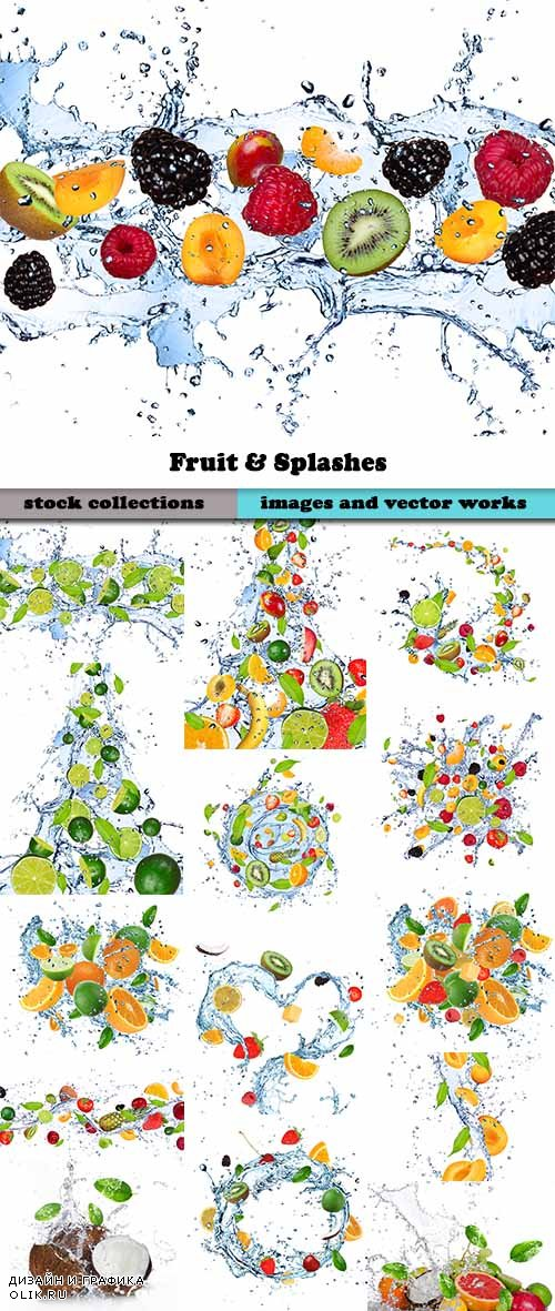 Fruit & Splashes