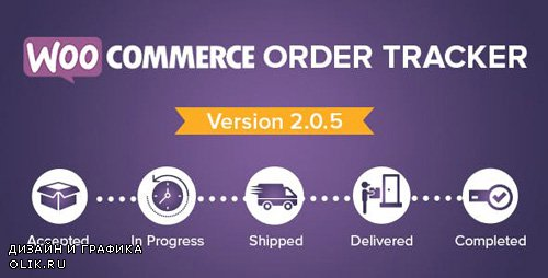 CodeCanyon - WooCommerce Order Tracker v2.0.5 - 19814717