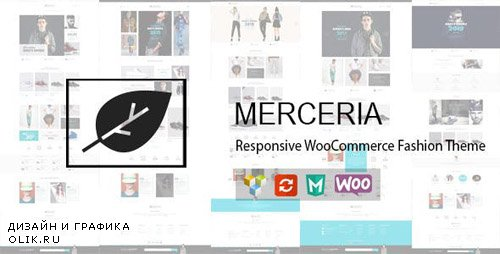 ThemeForest - Merceria v1.3.2 - Responsive WooCommerce Fashion Theme - 11873991