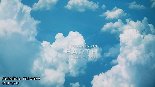 Flying Cloud Text Introduction 209287 - After Effects Templates