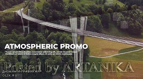 Cinematic Atmospheric Promo 147624