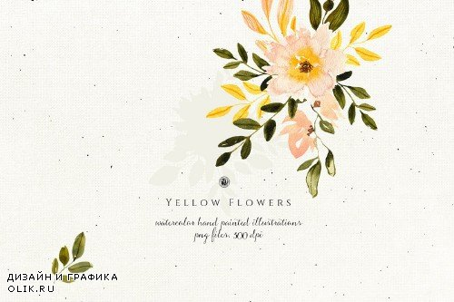 Yellow Flowers - 3682044