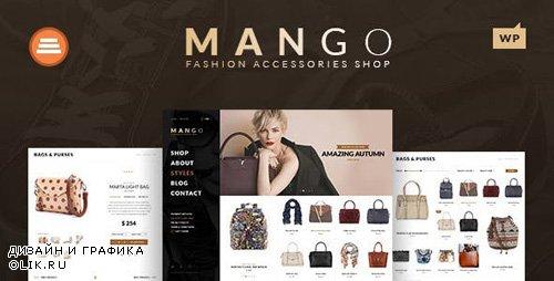 ThemeForest - Mango v1.3 - Creative Multi-Purpose WooCommerce Theme - 10965476