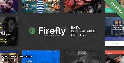 ThemeForest - Firefly v1.1 - Responsive Multi-Purpose WordPress Theme - 16957531