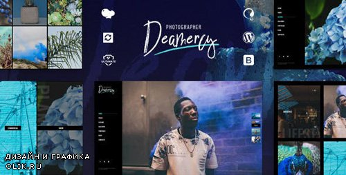 ThemeForest - Deamercy v1.0 - Photography Portfolio WordPress Theme - 20979961