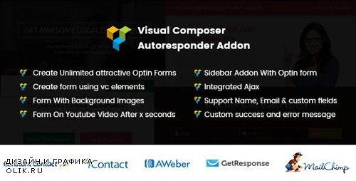 CodeCanyon - Visual Composer Autoresponder Addon v1.0.4 - 14491535