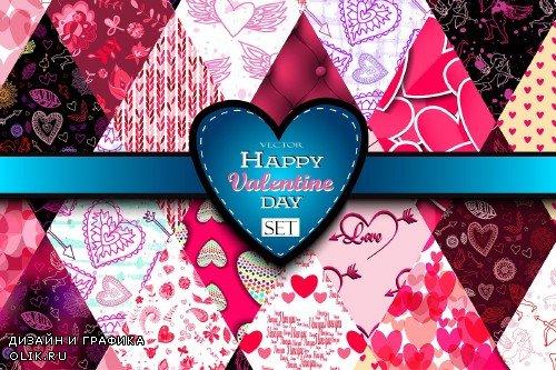 Happy Valentine's Day Set - 520483