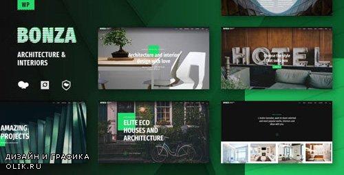 ThemeForest - Bonza v1.1 - Architecture & Interior WordPress Theme - 22060427