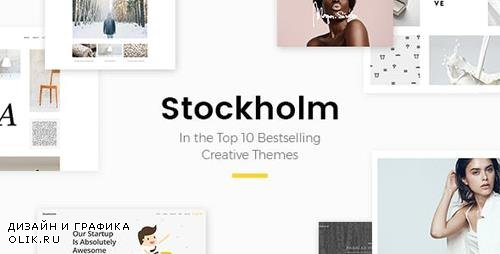 ThemeForest - Stockholm v5.0.7 - A Genuinely Multi-Concept Theme - 8819050