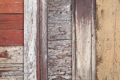 Old Wood Textures X10 - 3703671