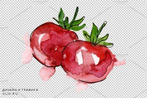 European Hamburger Watercolor png - 3703082