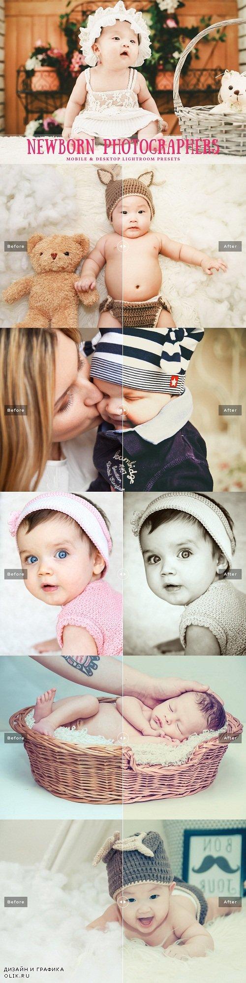Newborn LRM Presets Pack - 3703958