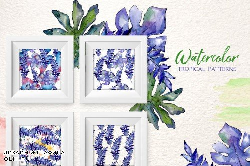Summertime Watercolor png - 3714365