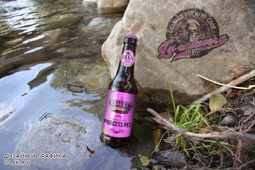 Riverside | Beer Mockup - 313062