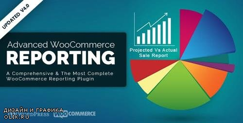 CodeCanyon - Advanced WooCommerce Reporting v4.9 - 12042129 - NULLED