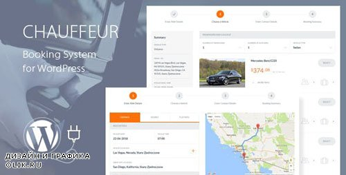 CodeCanyon - Chauffeur v4.2 - Booking System for WordPress - 21072773