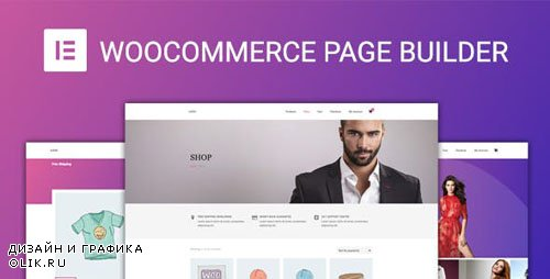 CodeCanyon - WooCommerce Page Builder For Elementor v1.1.2 - 23339868