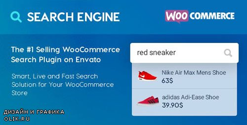 CodeCanyon - WooCommerce Search Engine v2.1.1.2 - 15685698